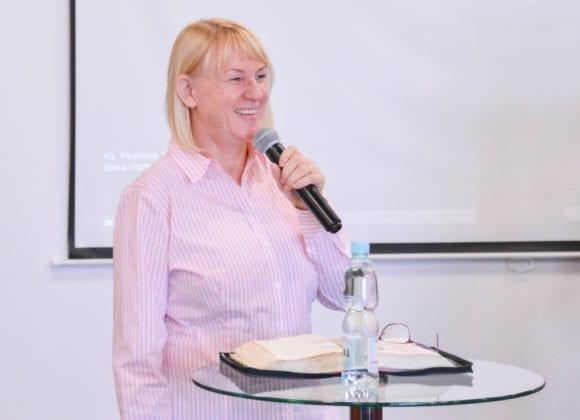 Niedzielne nabożeństwo – 24.11.2019 – głosi Pastor Bożena Piotrowska